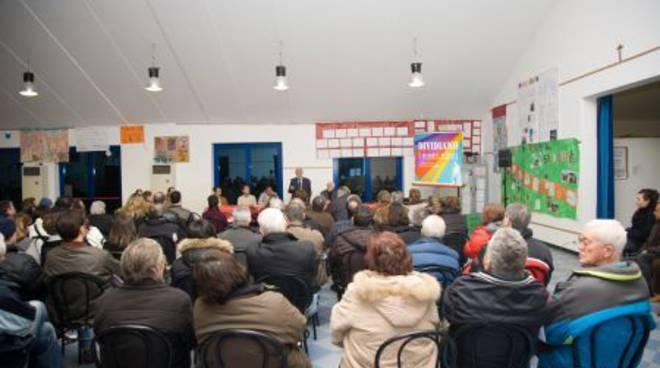 Campagna informativa raccolta differenziata a Villanova