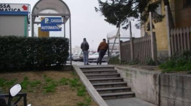 Savona, piazza del Popolo