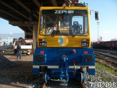 Vado, due nuovi locomotori per la Bombardier