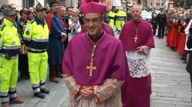 Vescovo Lupi a Savona