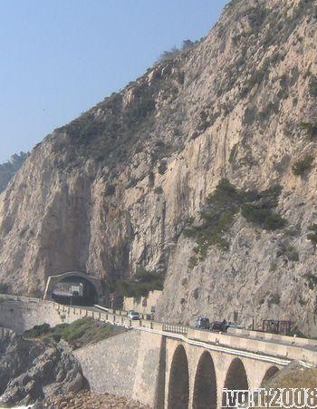 Capo Noli - Via Aurelia