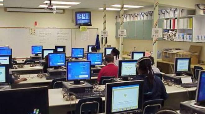 Laboratorio computer