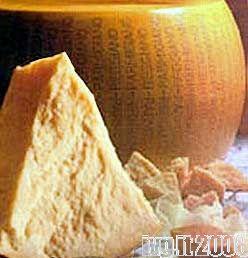 Grana parmigiano