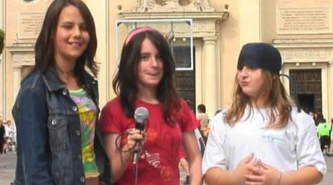 Pietra Ligure, ragazze delle medie premiate per documentario su sport e disabilità