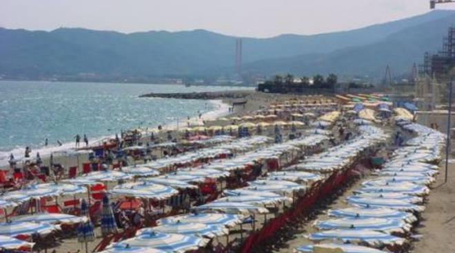 Spiaggia Fornaci Savona