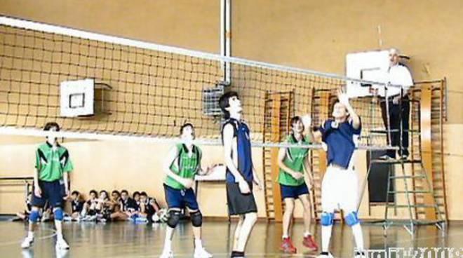 Campionati studenteschi pallavolo