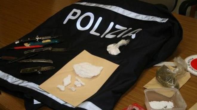 Savona - polizia operazione maracana