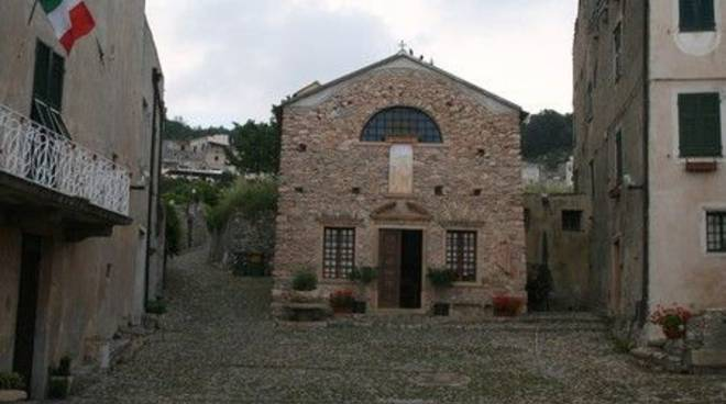 Borgio Verezzi - piazzetta Verezzi