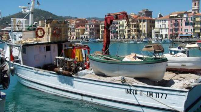 Peschereccio, barca, pesca