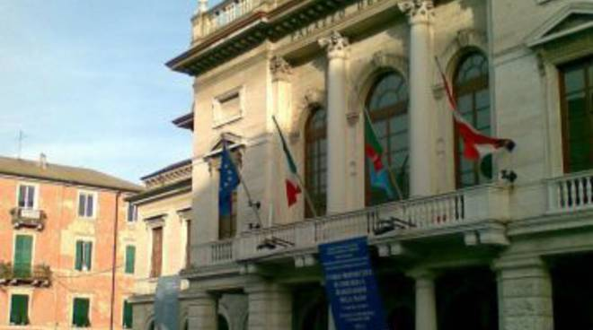 Rete paramassi Palazzo Sisto