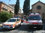 sierra e ambulanza
