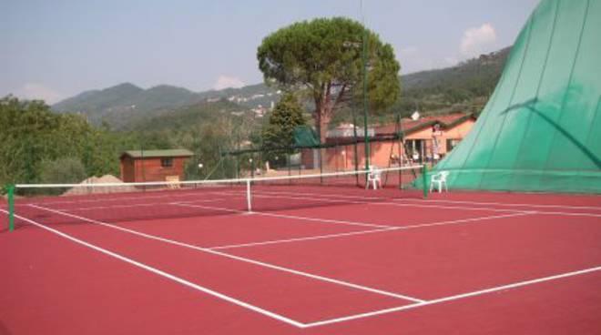 Campo da tennis Garlenda