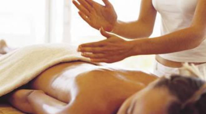Centro estetico, massaggi