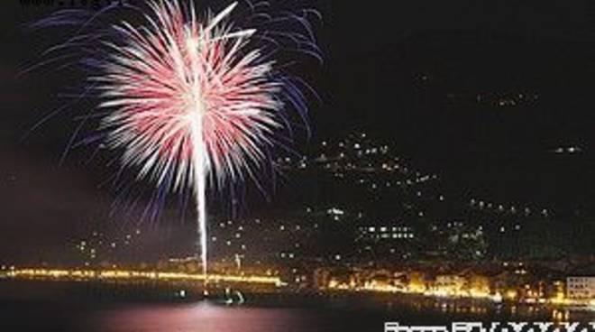 Fuochi d'artificio - Spettacolo pirotecnico