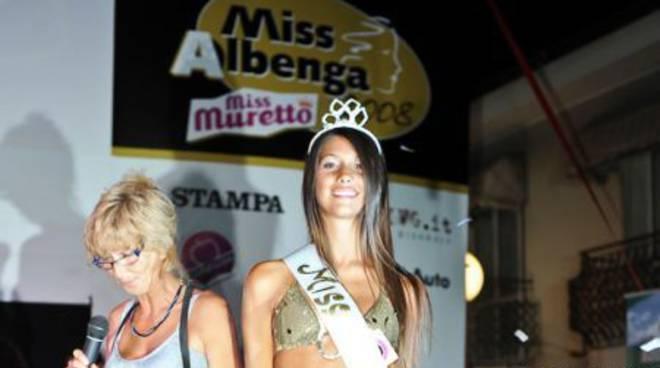 Miss Albenga 2008 - Giulia Di Vincenzo