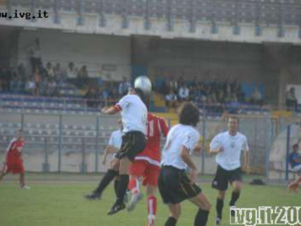 Calcio, Savona - Spezia (14-09-2008)
