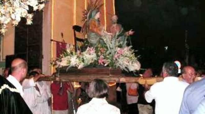 Festa della Madonna, Garlenda