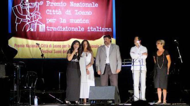 Loano, premiazione Premio Città di Loano