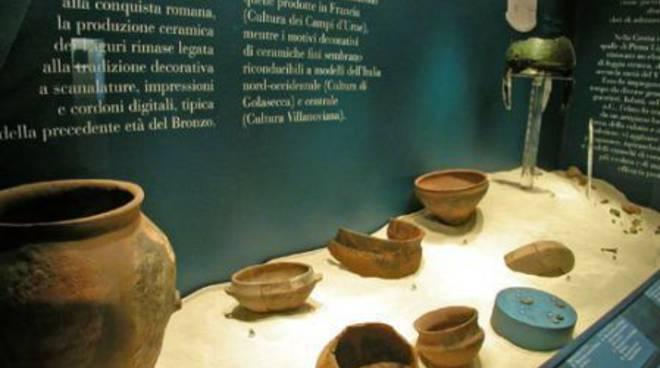 metalli museo archeologico Finale