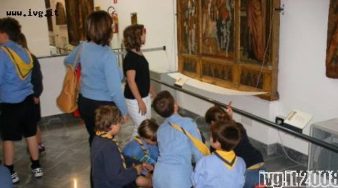 Pinacoteca Savona scuole