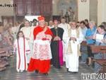 Quiliano ha festeggiato Santa Rosalia con il cardinal De Giorgi