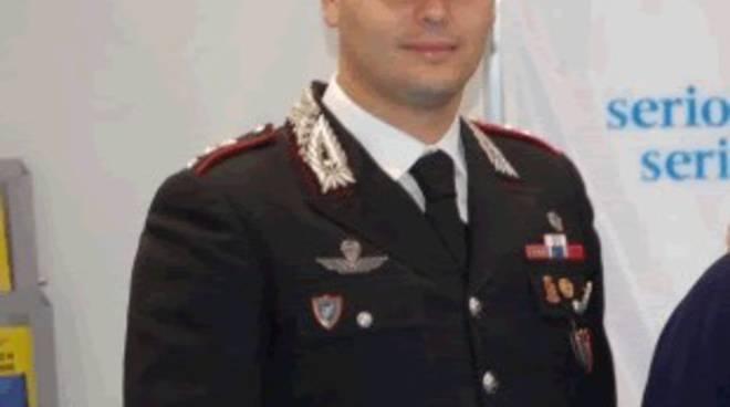 Samuele Sighinolfi - Capitano CC Alassio