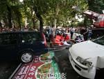 Savona - incidente piazza del popolo