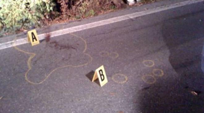 Alassio, cadavere ritrovato in una scarpata - Ottobre 2008
