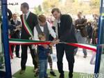 Burlando ha inaugurato le scuole unificate di Cosseria