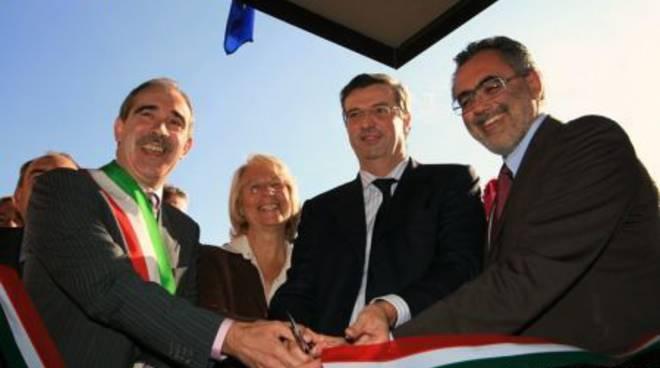 Inaugurazione nuovo ospedale di Albenga