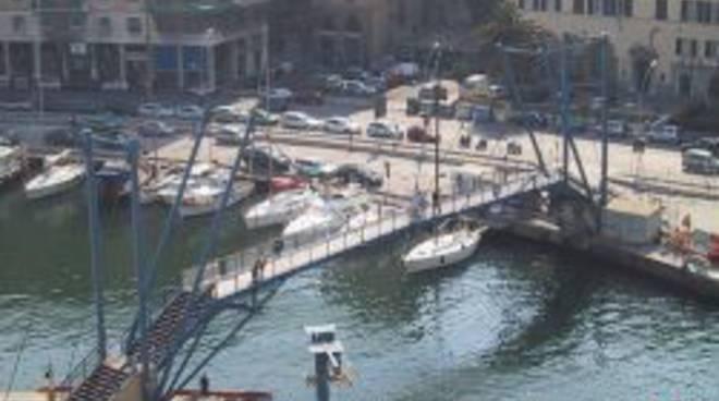 Ponte mobile Darsena di Savona