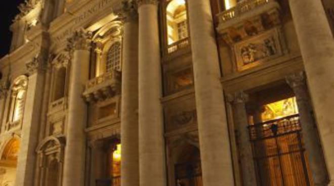 Ranzi - infiorata vaticano