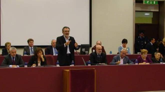 Savona - consiglio provinciale 30 ottobre