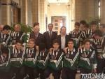 Savona, i campioni dell'Itis incontrano il sindaco