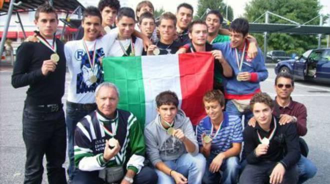 Squadra ITIS Savona