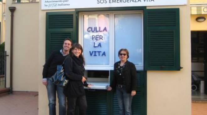 Albenga, la senatrice Bianconi visita il Centro Aiuto Vita