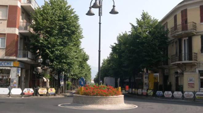Albenga, viale Pontelungo