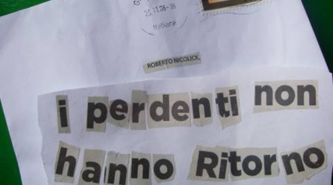 Lettere minatorie all'ex consigliere provinciale Nicolick