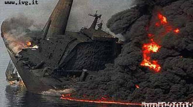 Petroliera Haven