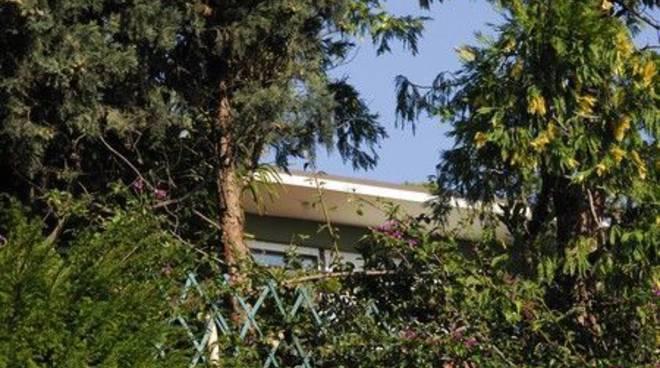 Savona - villa svaligiata