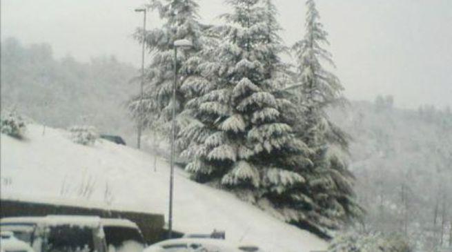 Neve in Valbormida