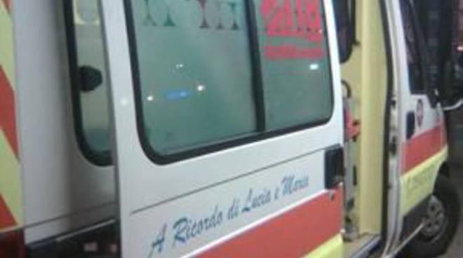 Ambulanza soccorso Croce Bianca