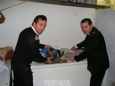 sequestro pesce ristorante cinese