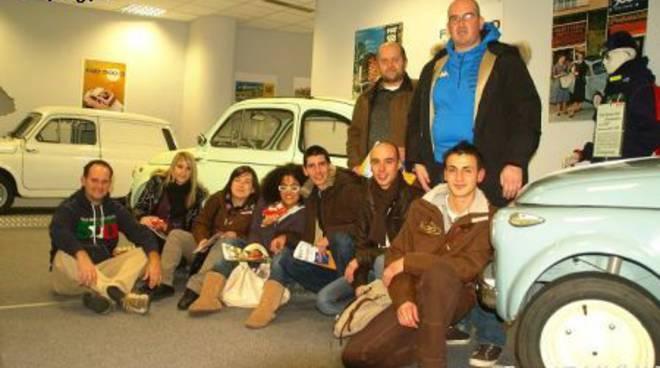 Visita Fiat 500