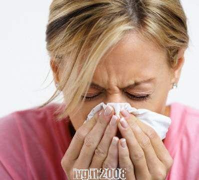 Allergia: raffreddore allergico