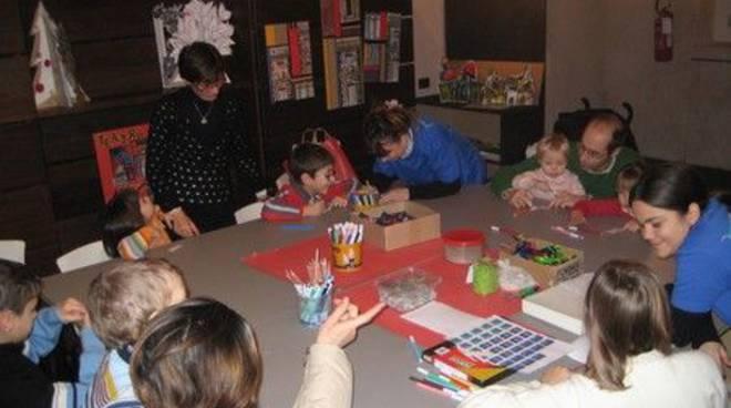Bambini museo Luzzati