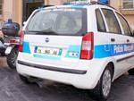 Loano, nuove targhe per la polizia municipale