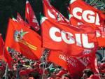 Manifestazione sindacale Cgil