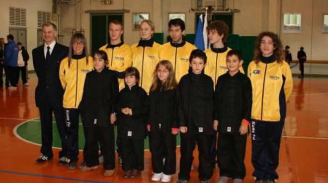 Scuola Kung Fu Finale Ligure
