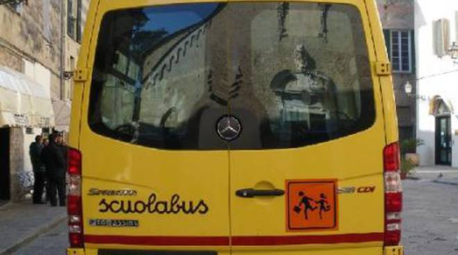 Scuolabus Albenga